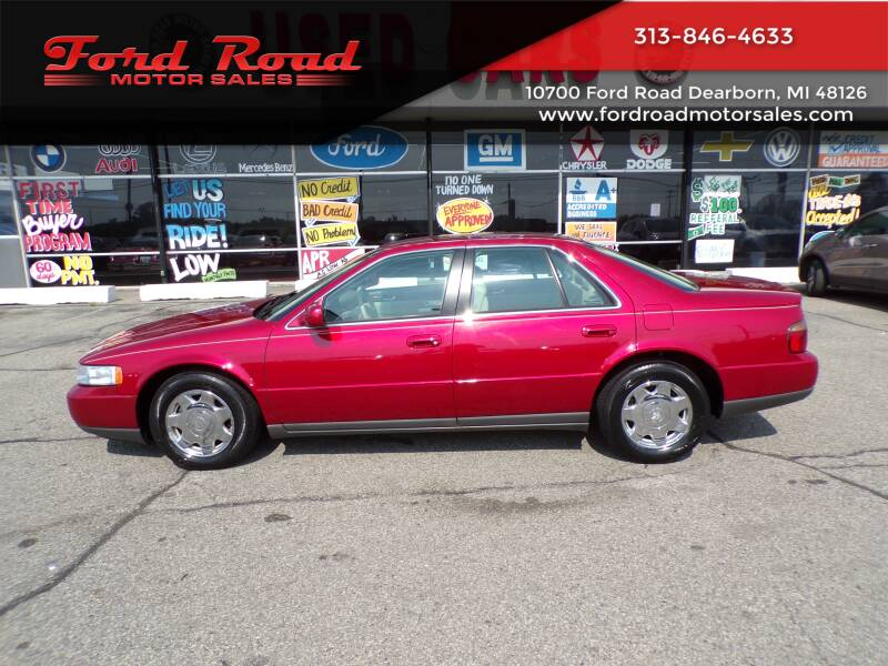 1998 Cadillac Seville for sale at Ford Road Motor Sales in Dearborn MI