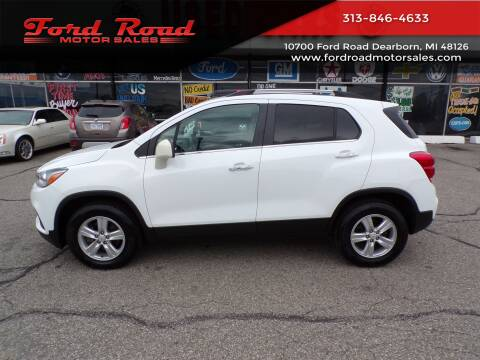 2017 Chevrolet Trax for sale at Ford Road Motor Sales in Dearborn MI