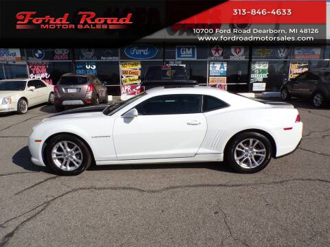 2014 Chevrolet Camaro for sale at Ford Road Motor Sales in Dearborn MI