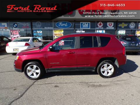 2011 Jeep Compass for sale at Ford Road Motor Sales in Dearborn MI