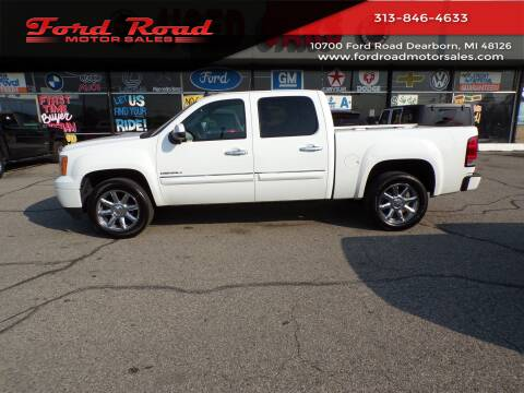 2012 GMC Sierra 1500 for sale at Ford Road Motor Sales in Dearborn MI