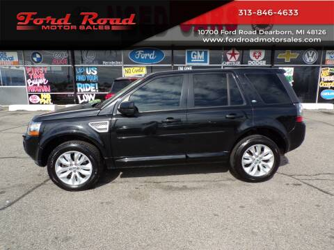 2014 Land Rover LR2 for sale at Ford Road Motor Sales in Dearborn MI