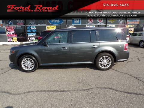 2016 Ford Flex for sale at Ford Road Motor Sales in Dearborn MI