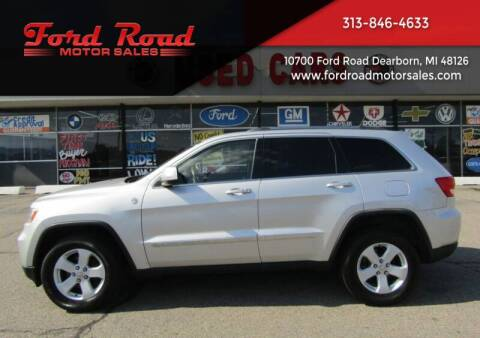 2011 Jeep Grand Cherokee for sale at Ford Road Motor Sales in Dearborn MI