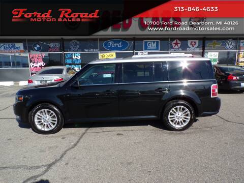 2013 Ford Flex for sale at Ford Road Motor Sales in Dearborn MI