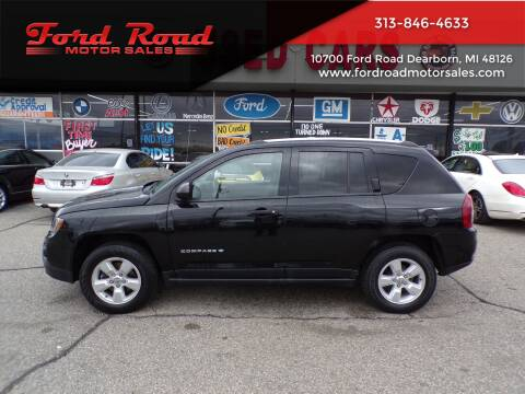 2016 Jeep Compass for sale at Ford Road Motor Sales in Dearborn MI