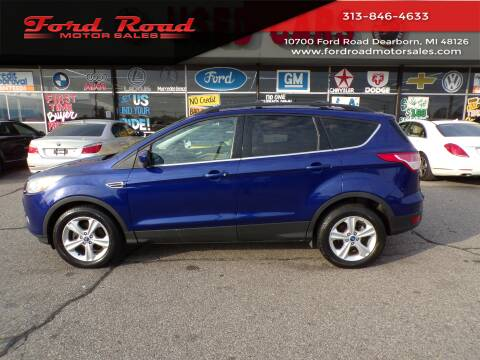 2013 Ford Escape for sale at Ford Road Motor Sales in Dearborn MI