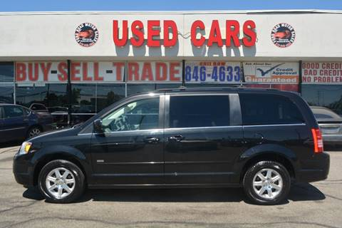 2008 Chrysler Town and Country for sale in Dearborn, MI