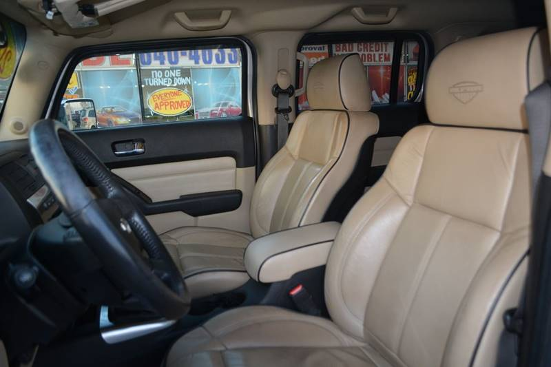 2008 HUMMER H3 4x4 Alpha 4dr SUV - Dearborn MI