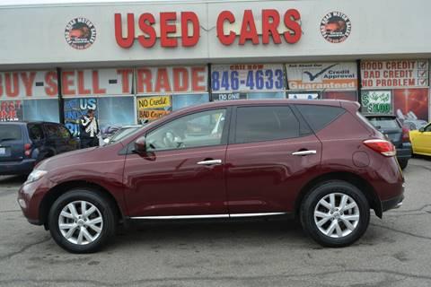 2011 Nissan Murano for sale in Dearborn, MI