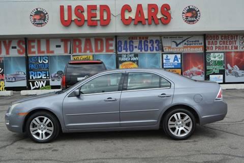 2006 Ford Fusion for sale in Dearborn, MI