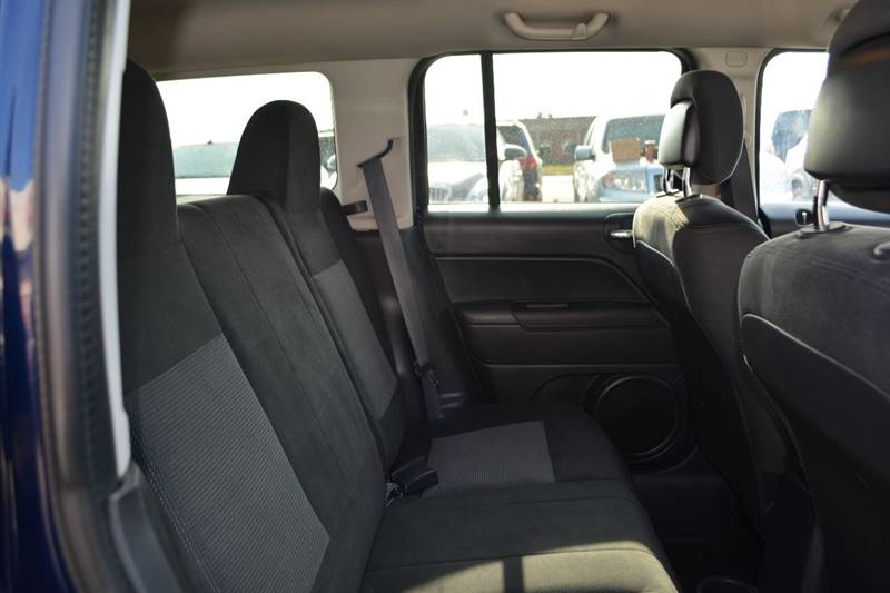 2014 Jeep Patriot 4x4 Sport 4dr SUV - Dearborn MI