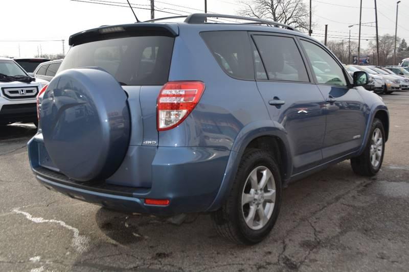 2010 Toyota RAV4 4x4 Limited 4dr SUV - Dearborn MI
