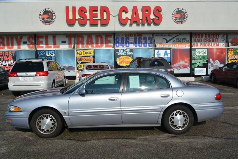 2004 Buick LeSabre Limited 4dr Sedan - Dearborn MI