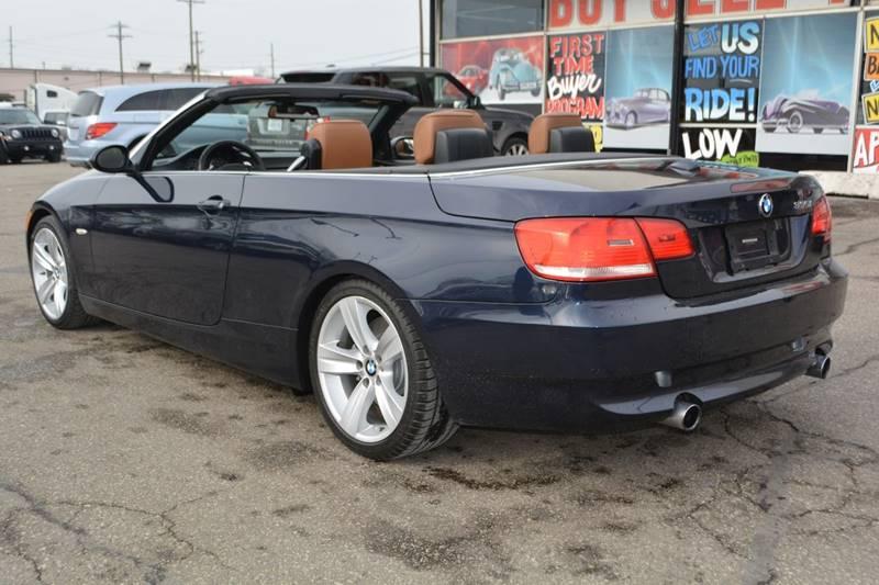 2008 BMW 3 Series 335i 2dr Convertible - Dearborn MI
