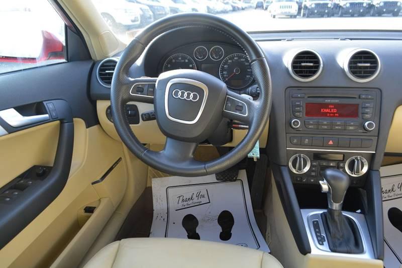 2010 Audi A3 AWD 2.0T quattro Premium Plus 4dr Wagon - Dearborn MI
