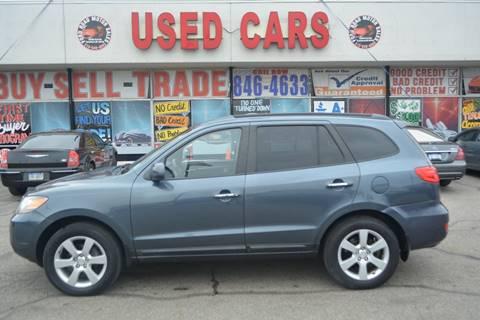 2008 Hyundai Santa Fe for sale in Dearborn, MI