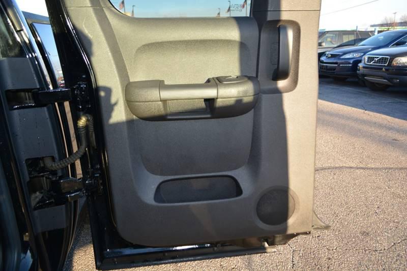 2009 Chevrolet Silverado 1500 4x4 LTZ 4dr Extended Cab 5.8 ft. SB - Dearborn MI
