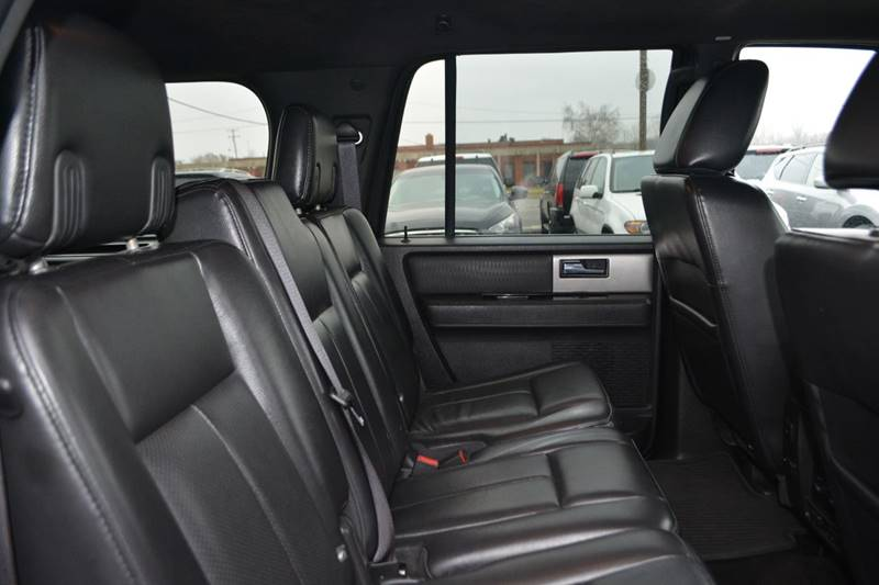 2011 Ford Expedition EL 4x4 Limited 4dr SUV - Dearborn MI