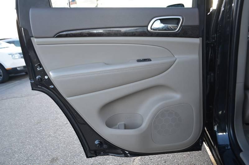2012 Jeep Grand Cherokee 4x4 Laredo X 4dr SUV - Dearborn MI