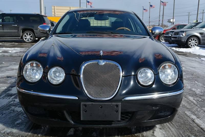 2008 Jaguar S-Type 3.0 4dr Sedan Luxury - Dearborn MI