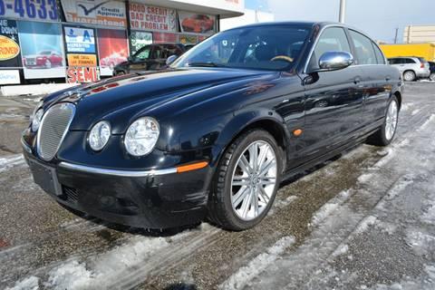 2008 Jaguar S-Type