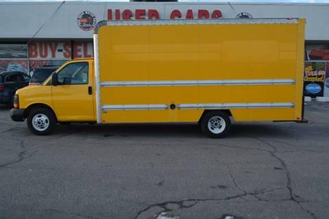 2012 GMC Savana Cutaway for sale in Dearborn, MI