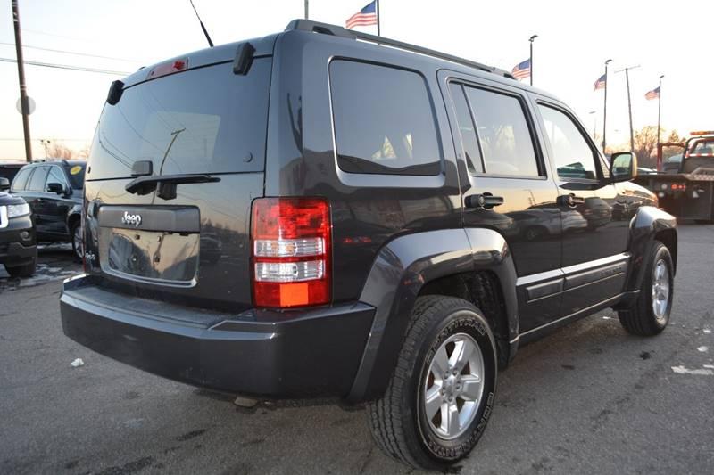 2011 Jeep Liberty 4x4 Sport 4dr SUV - Dearborn MI