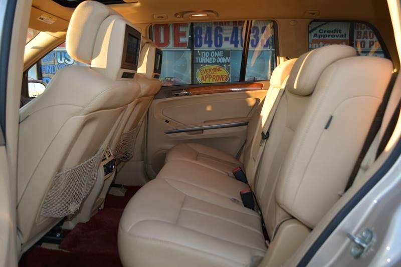 2007 Mercedes-Benz GL-Class AWD GL 450 4MATIC 4dr SUV - Dearborn MI