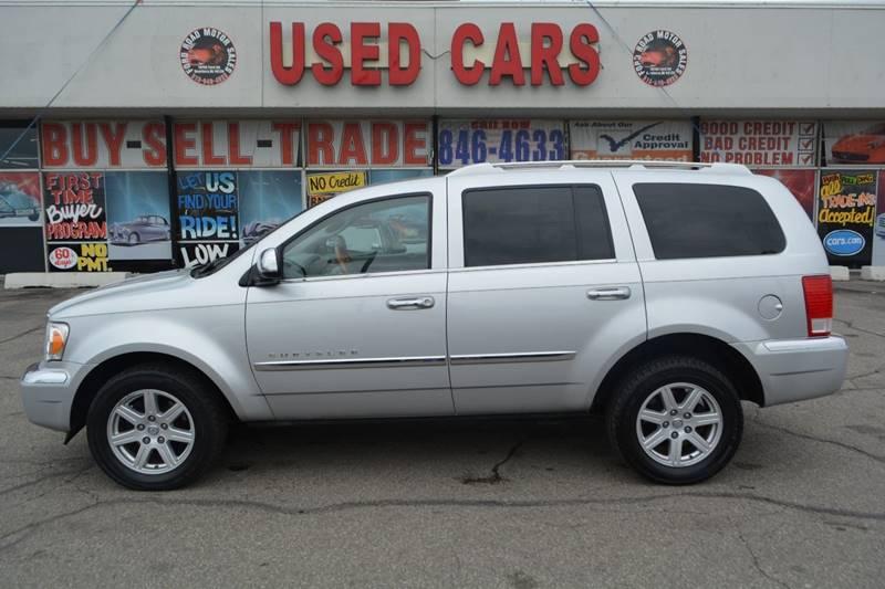 2008 Chrysler Aspen 4x4 Limited 4dr SUV - Dearborn MI