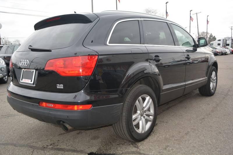 2009 Audi Q7 AWD 3.6 quattro Premium Plus 4dr SUV - Dearborn MI