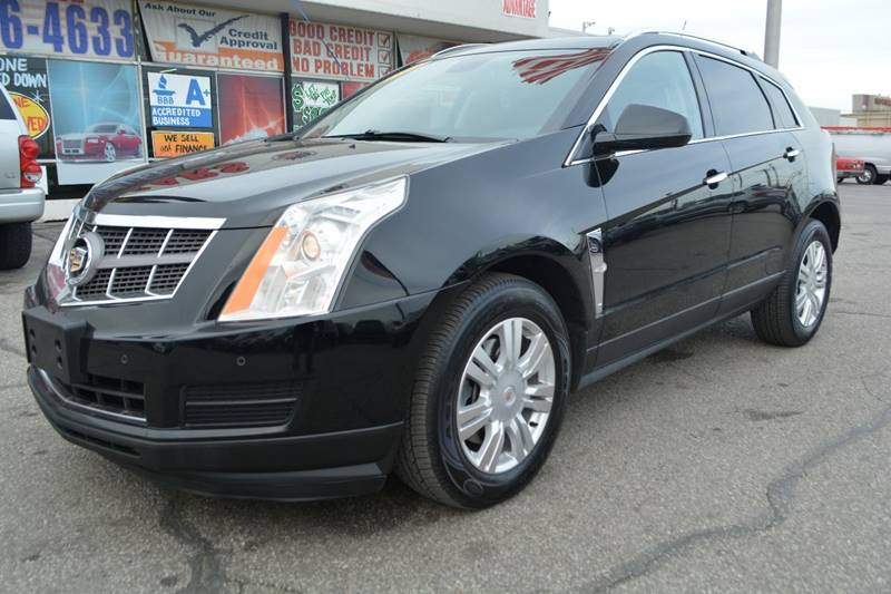 2010 Cadillac SRX AWD Luxury Collection 4dr SUV - Dearborn MI