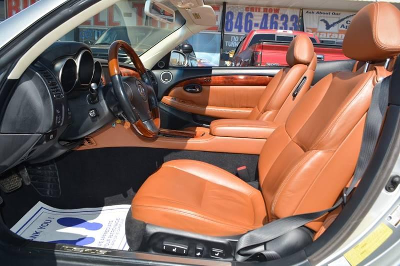 2005 Lexus SC 430 2dr Convertible - Dearborn MI