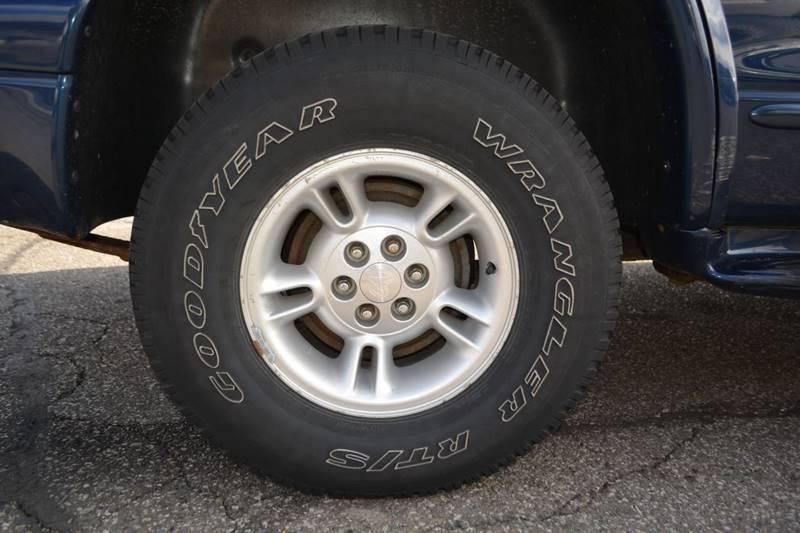 2000 Dodge Durango 4dr SLT 4WD SUV - Dearborn MI