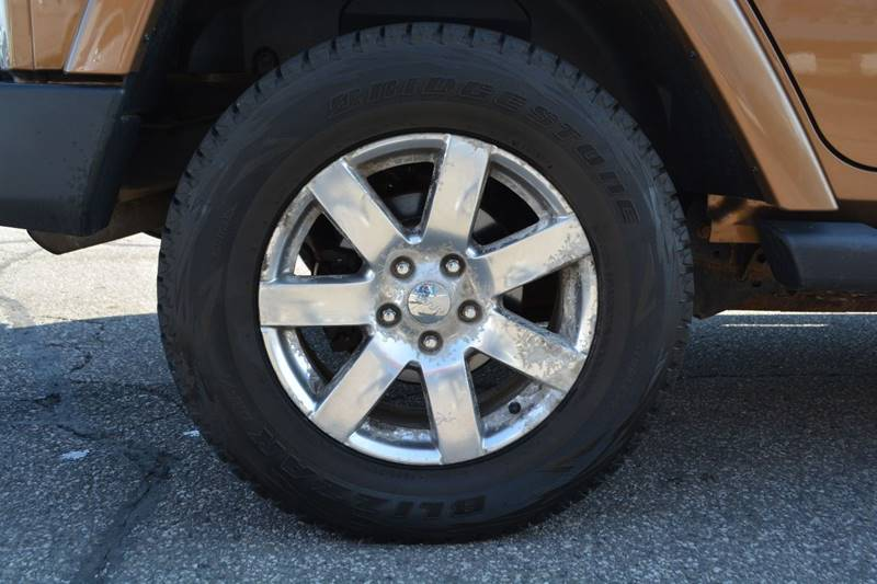 2011 Jeep Wrangler Unlimited 4x4 70th Anniversary 4dr SUV - Dearborn MI