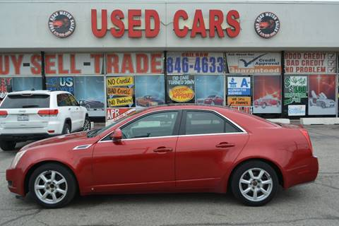 2008 Cadillac CTS for sale in Dearborn, MI