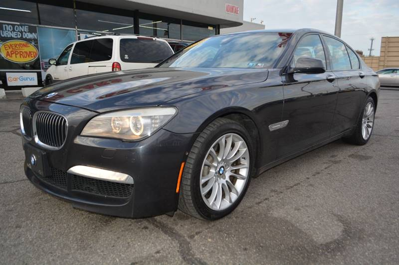 2010 BMW 7 Series AWD 750i xDrive 4dr Sedan - Dearborn MI