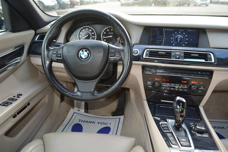 2010 BMW 7 Series AWD 750i xDrive 4dr Sedan - Dearborn MI