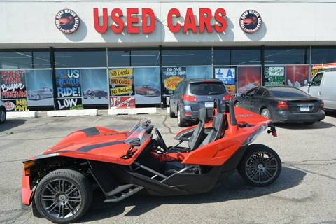 2016 Polaris Slingshot for sale in Dearborn, MI