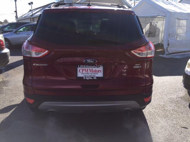 2013 Ford Escape AWD SE 4dr SUV - Elgin IL