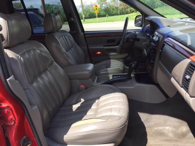 1999 Jeep Grand Cherokee 4dr Limited 4WD SUV - Elgin IL