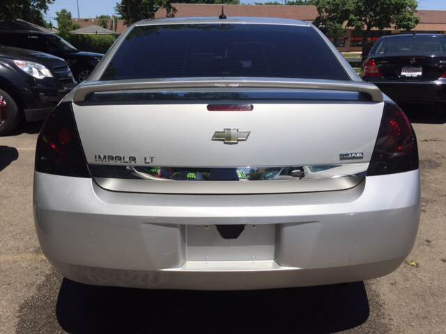 2007 Chevrolet Impala LT 4dr Sedan - Elgin IL