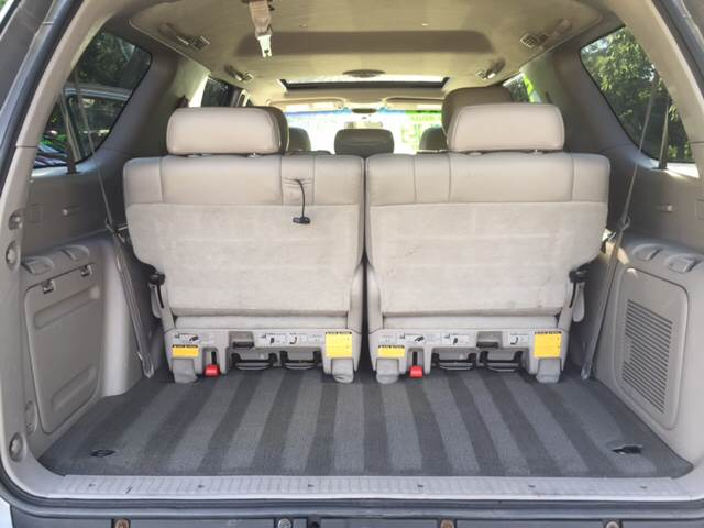 2001 Toyota Sequoia Limited 4WD 4dr SUV - Elgin IL