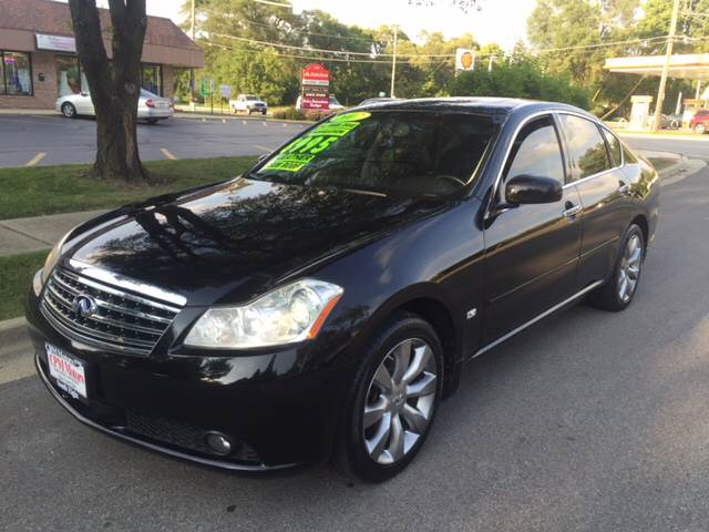 2007 Infiniti M35 AWD x 4dr Sedan - Elgin IL