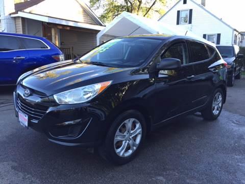 2010 Hyundai Tucson for sale in Elgin, IL