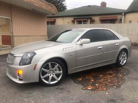 2005 Cadillac Cts V For Sale In Malone Ny Carsforsale Com