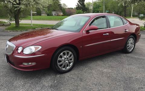 Used 2009 Buick Lacrosse For Sale Carsforsale Com