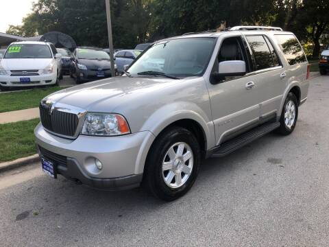 2004 Lincoln Navigator for sale at CPM Motors Inc in Elgin IL