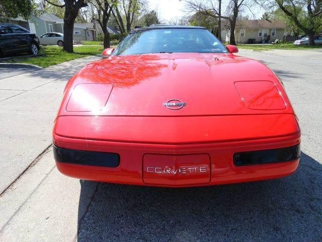 1996 Chevrolet Corvette  2dr Hatchback - South Elgin IL
