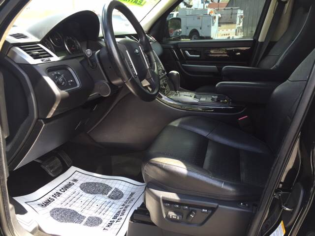 2006 Land Rover Range Rover Sport Supercharged 4dr SUV 4WD - Elgin IL